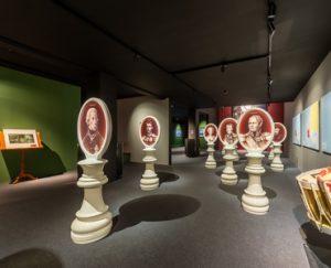 17© INTERIEUR MUSEE MémorialWaterloo1815 300