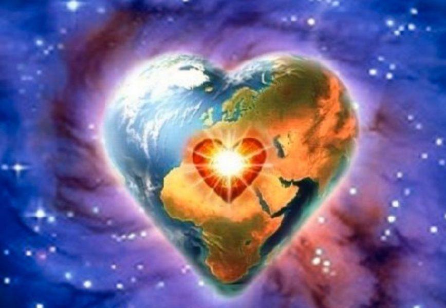 4 Coeur de la terre