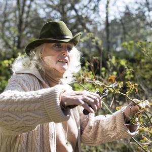 Les jardins d'une comtesse américaine à Thoiry