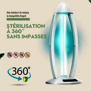 Mise enavant Lampe 1 UVC 300-300
