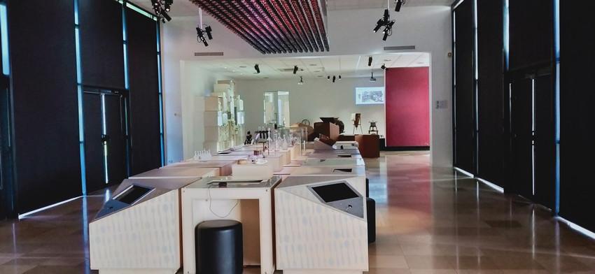 Salle Interactive et ludique du Cassissium