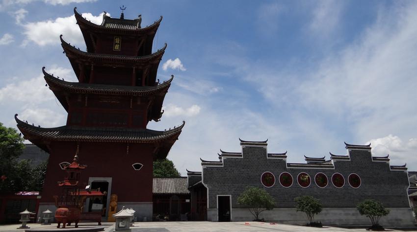 Livre 2021: Architecture de Jiangxi Une pagode typique