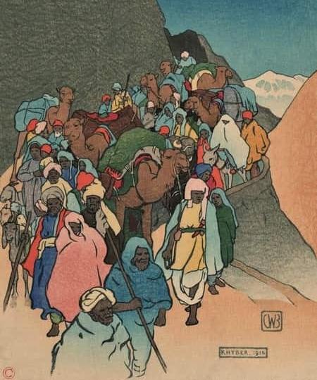 LExtreme-Orient-vu-de-lOccident-Bartlett-CharlesKhyber-pass-1916-1
