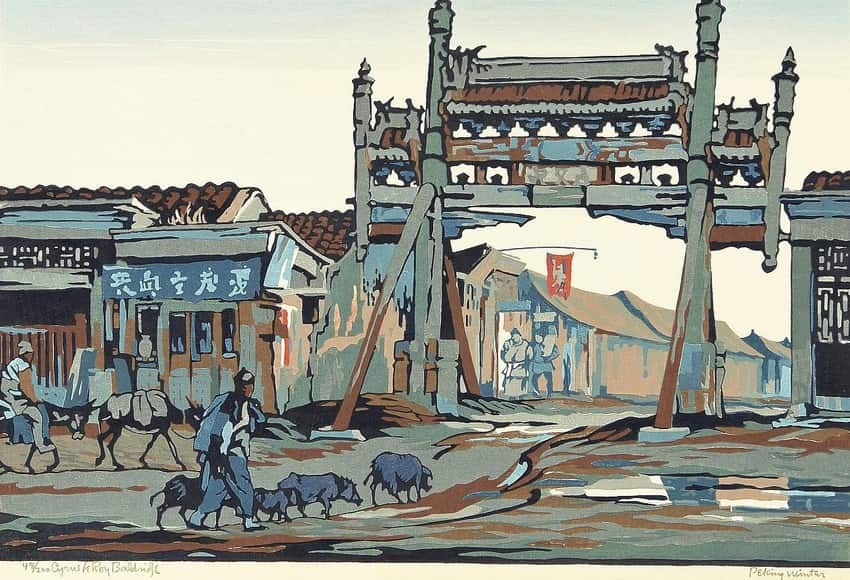 LExtreme-Orient-vu-de-lOccident-Baldridge-Cyrus-Peking-winter