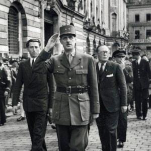 Image mise en Avant -Charles de Gaulle vu sous la plume d'ancien ambassadeur de Chine 300-300