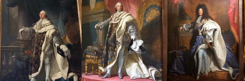 Dans l'intimité des Rois de France - 1
